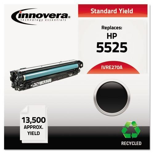 IVRE270A - Remanufactured CE270A 5525 Toner (海外取寄せ品)