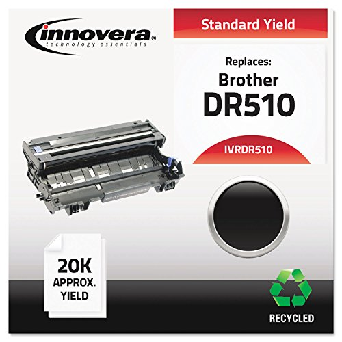 Innovera DR510 Remanufactured DR510 Drum Unit ブラック (海外取寄せ品)
