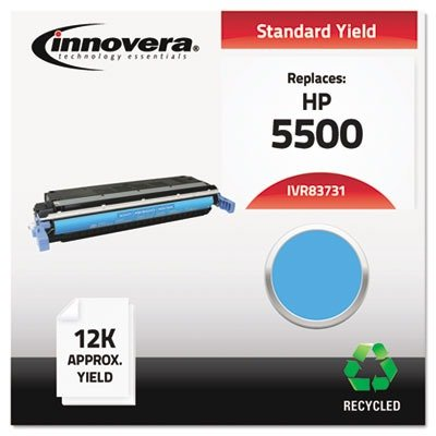 IVR83731 - Innovera Remanufactured C9731A 645A Toner (海外取寄せ品)