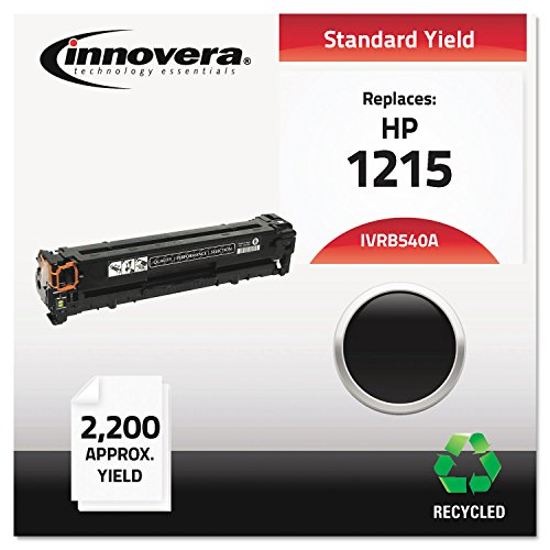 IVRB540A - Remanufactured CB540A 125A Laser Toner by Innovera (海外取寄せ品)