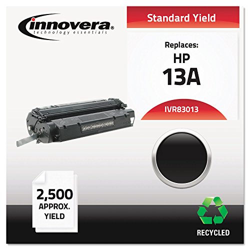 IVR83013 Q2613A Innovera Compatible HP Q2613A - ブラック プリント Cartridge For Hp Laserjet 1300 Series, スタンダード yield (海外取寄せ品)