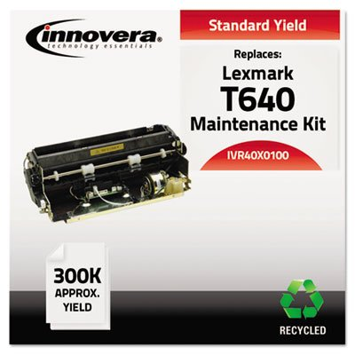IVR40X0100 - Remanufactured 40X0100 T640 Maintenance キット (海外取寄せ品)
