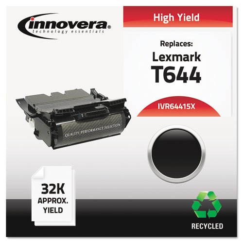 IVR64415X - Remanufactured 64415XA T644 Toner (海外取寄せ品)