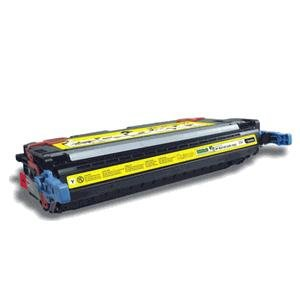 Remanufactured リプレイスメント Laser Toner Cartridge for Hewlett Packard Q6472A (HP 502A) イエロー (海外取寄せ品)