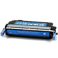 MPI CB401A Compatible Laser Toner Cartridge for HP カラー LaserJet CP4005 (CYAN) (海外取寄せ品)