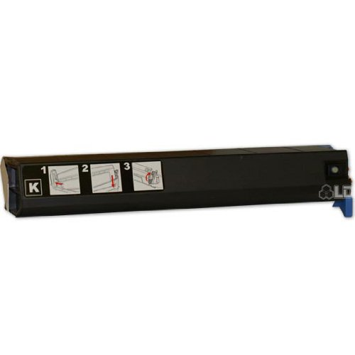 LD c Okidata C9300/C9500 Series 'Type C5' Compatible ハイ Yield ブラック 41963604 Laser Toner Cartridge (海外取寄せ品)