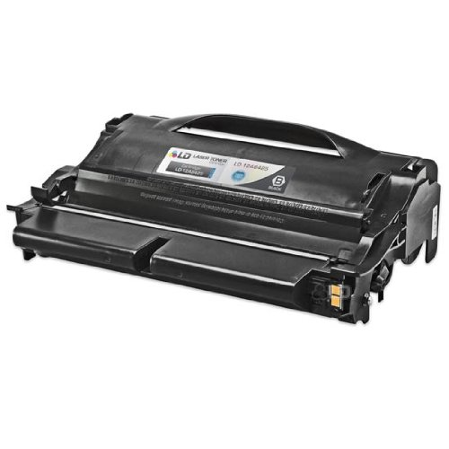 LD c Remanufactured ハイ Yield ブラック Laser Toner Cartridge for Lexmark 12A8425 (T430 Series Printers) (海外取寄せ品)