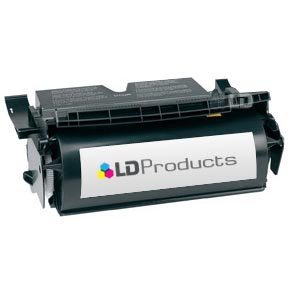 LD c Remanufactured IBM ブラック 28P2494 Laser Toner Cartridge. (海外取寄せ品)