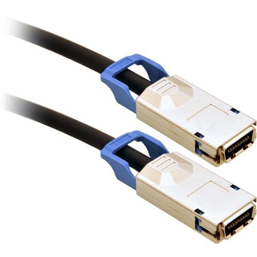 CableRack 0.5m CX4 10GBASE-CX4 Latching ケーブル with Ejectors (海外取寄せ品)