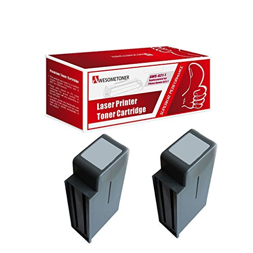 AwesomeToner 2 PK 621-1 Compatible ink cartridge for Pitney Bowes DM500, DM525, DM550, DM575 ハイ Yield (海外取寄せ品)