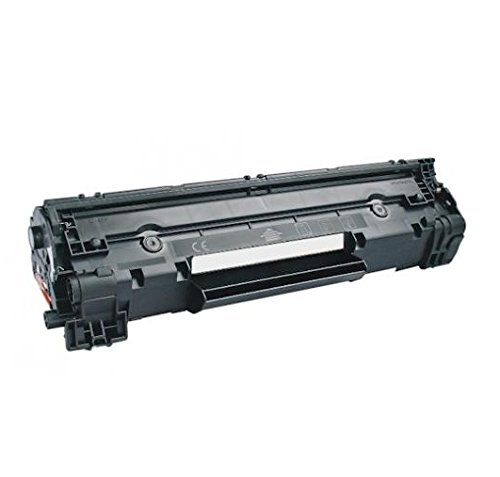 AZ サプライ c Compatible リプレイスメント Toner Cartridge for HP CE285A, HP 85A ブラック Laser Toner (Black) 1,600 ページ yield for use in HP LaserJet P1102/P1102W/M1132/M1212nf/M1217nfw (海外取寄せ品)