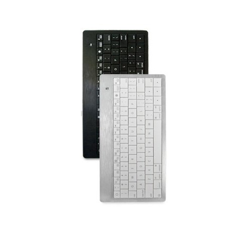 BoxWave Type Runner Keyboard for Galaxy S6 エッジ - Ultra Portable ブルートゥース Keyboard for Galaxy S6 エッジ with Integrated Apple Commands - Galaxy S6 エッジ Wireless ブルートゥース Keyboard (Jet Black) (海外取寄せ品)