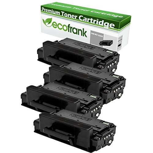 EcoFrank Compatible (High Yield) Toner Cartridge リプレイスメント for サムスン MLT-D203E (Black, 4-Pack) (海外取寄せ品)