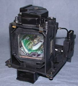 Projector bulb ET-LAC100 ランプ For Panasonic Projector PT-CW230E PT-CW230 PT-CX200 PT-CX200U ランプ bulb with ハウジング 「汎用品」(海外取寄せ品)