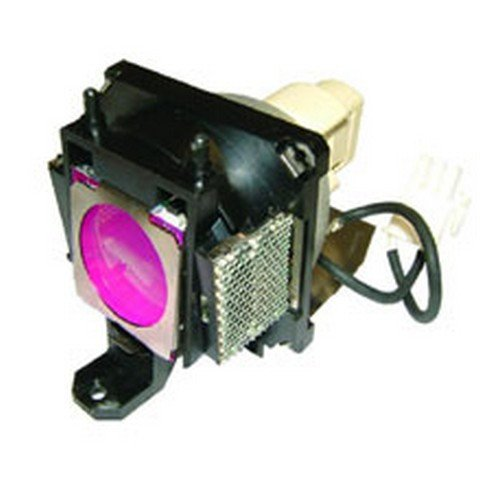 BenQ CS.5JJ2F.001 Projector Cage Assembly with オリジナル Projector Bulb (海外取寄せ品)