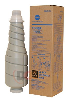 NEW KONICA MINOLTA OEM A04P130 TONER CARTRIDGE (BLACK) For BIZHUBPROC6500 (Toner/Cartridges) (海外取寄せ品)