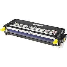 Genuine OEM ブランド Brand name デル 3110CN/3115CN イエロー Toner Cartridge (4K Yield) 310-8099 NF555 (海外取寄せ品)