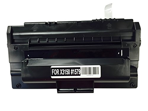 SPEEDY TONER Xerox Phaser 3150 ハイ Yield Capacity Remanufactured Laser Toner Cartridge リプレイスメント Use for Xerox Phaser 106R01374, ブラック (海外取寄せ品)