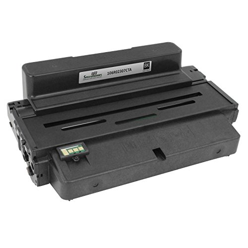 Speedy Inks - Compatible Xerox 106R02307 ハイ Capacity Phaser 3320 ブラック Laser Toner Cartridge for Phaser 3320 Printer (海外取寄せ品)