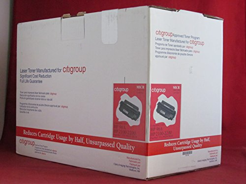 MPI C4096A MICR (HP 96A) Compatible Laser Toner Cartridge (Remanufactured) for HP LaserJet 2100m, 2100xi, 2200dn, dt printers 「汎用品」(海外取寄せ品)