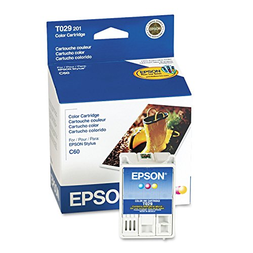 Epson T029201 カラー OEM Genuine Inkjet/Ink Cartridge (300 Yield) - Retail 「汎用品」(海外取寄せ品)