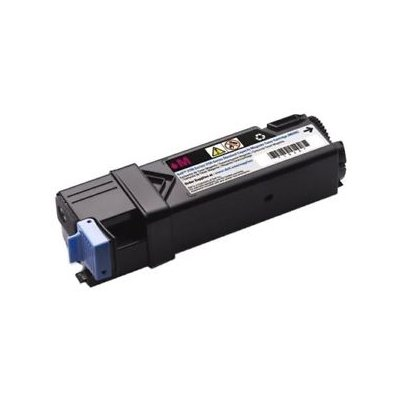 デル Toner, 9M2W, Magenta, 1,200 pg yield aka 331-0714 [Non - Retail Packaged] (海外取寄せ品)