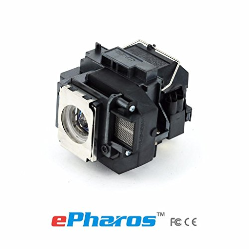 ePharosR ELPLP56 projector ランプ リプレイスメント フィット for EPSON EH-DM3 / MovieMate 60 / MovieMate 62 and more in description 「汎用品」(海外取寄せ品)