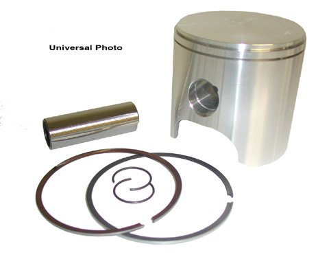 WISECO DIRTBIKE PISTON スタンダード, メーカー: WISECO, メーカー Part ナンバー: 556M06740-AD, ストック Photo - Actual parts may vary. (海外取寄せ品)