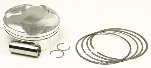 Wiseco 40144M07800 Piston キット - スタンダード Bore 78.00mm, 14.4:1 Compression (海外取寄せ品)