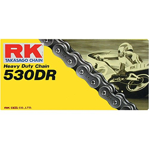 RK レーシング チェーン 530DR-150 '150-Links' Heavy Duty Drag レース Motorcycle チェーン (海外取寄せ品)