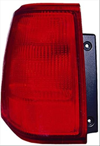 OE リプレイスメント Lincoln ナビゲーター Passenger Side Taillight Assembly アウター (Partslink ナンバー FO2805102) (海外取寄せ品)