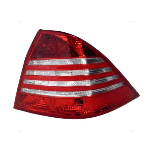 OE リプレイスメント Mercedes-Benz S500 Passenger Side Taillight Assembly (Partslink ナンバー MB2801114) (海外取寄せ品)