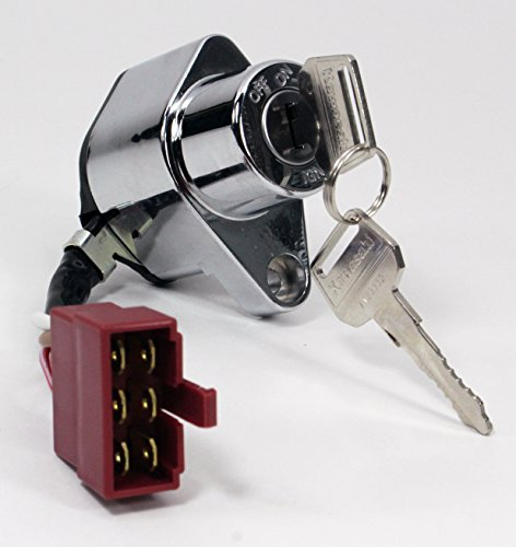 Kawasaki Eliminator 125 2001-2009 Ignition Switch 27005-1246 New OEM (海外取寄せ品)