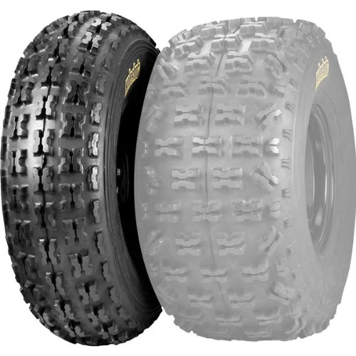 ITP Holeshot XCT Tire - フロント - 23x7x10 , Position: フロント, Tire サイズ: 23x7x10, Rim サイズ: 10, Tire Ply: 4, Tire Type: ATV/UTV, Tire Application: スポーツ, Tire Construction: Bias 537047 (海外取寄せ品)