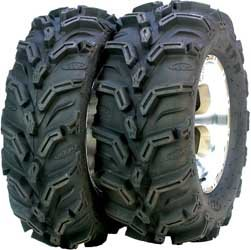ITP Mud ライト XTR Tire - フロント/Rear - 27x11Rx14 , Tire サイズ: 27x11x14, Rim サイズ: 14, Position: フロント/Rear, Tire Ply: 6, Tire Type: ATV/UTV, Tire Construction: Radial, Tire Application: オール-Terrain 560372 (海外取寄せ品)