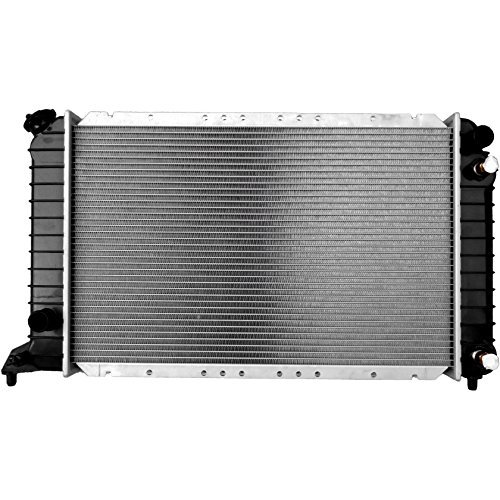 ECCPP LR1531 Radiator フィット for 1997-2005 Chevrolet LUV Base 1994-2003 GMC Sonoma SLS (海外取寄せ品)