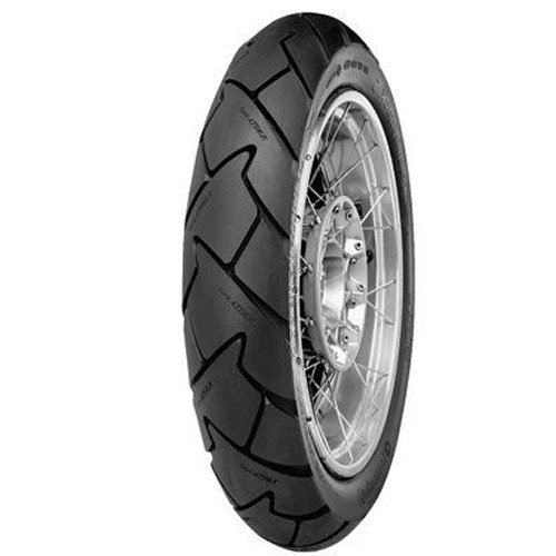 Continental 100/90 -19 57H Tl Tr. Attack 2 Motorcycle フロント Tyre (海外取寄せ品)