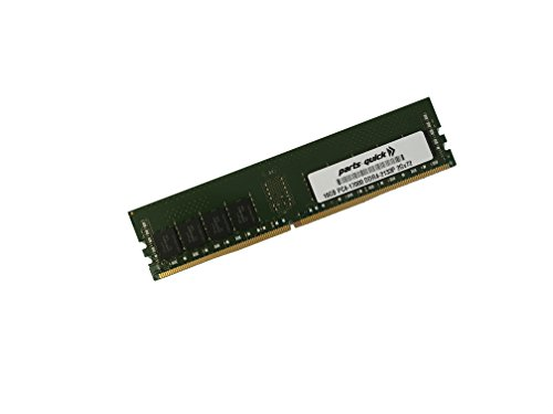 16GB メモリ memory for Synology RackStation RS4017xs+ DDR4 2133MHz ECC UDIMM (PARTS-クイック BRAND) (海外取寄せ品)