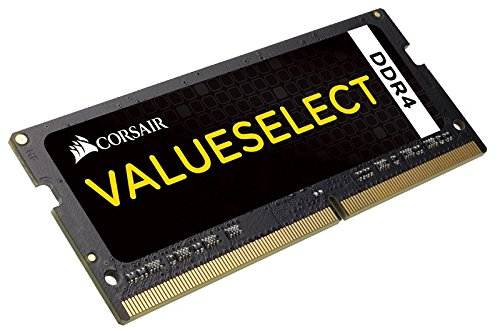 Corsair 16GB モジュール (1x16GB) DDR4 2133MHz Unbuffered CL15 SODIMM (海外取寄せ品)