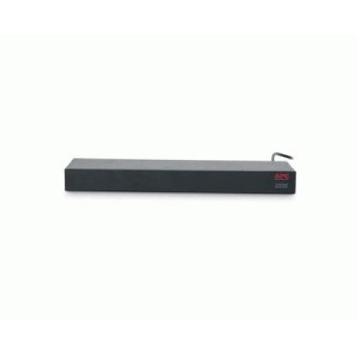 APC Switched Rack PDU - Power distribution unit (rack-mountable) - AC 208-230 V - Ethernet, RS-232 - input: IEC 60320 C20 - outp (海外取寄せ品)
