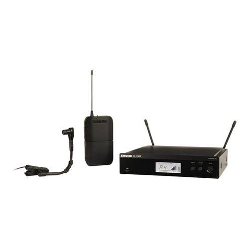 Shure BLX14R/B98 Wireless Instrument Rack Mount System with Beta 98H/C Instrument Microphone, J10 「汎用品」(海外取寄せ品)