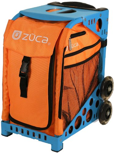 Zuca Bag Caution (Blue Frame) (海外取寄せ品)