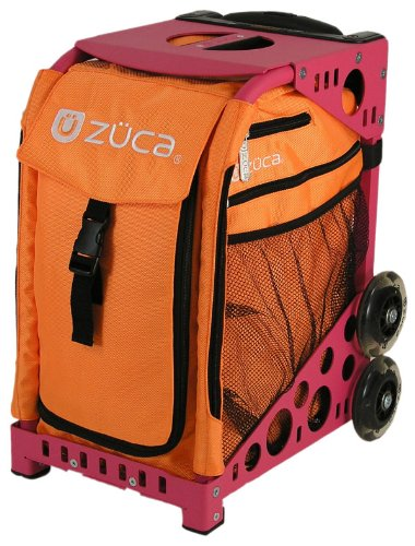 Zuca Bag Caution (Pink Frame) (海外取寄せ品)