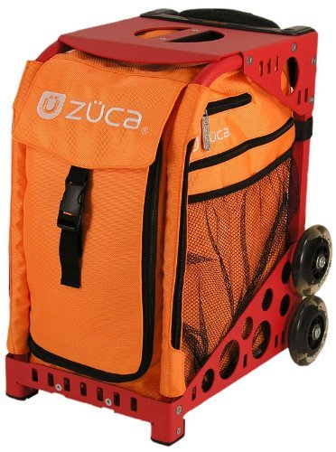 Zuca Bag Caution (Red Frame) (海外取寄せ品)