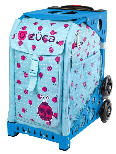 Zuca Bag Ladybugz (Blue Frame) (海外取寄せ品)