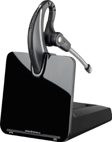 Plantronics CS530 Office Wireless ヘッドセット with Extended Microphone 「汎用品」(海外取寄せ品)