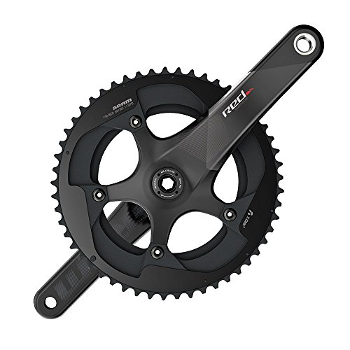SRAM レッド Gxp 11Sp 175mm 52/36T No BB Wheel (海外取寄せ品)