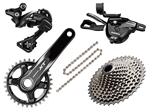 Shimano XT 8000 170mm Complete Groupset (海外取寄せ品)