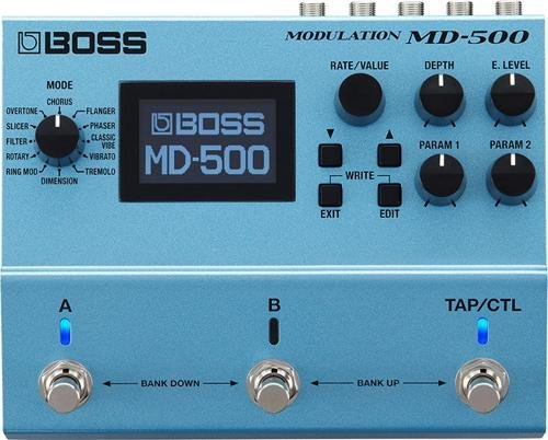 Roland MD-500 Modulation Effects Pedal (海外取寄せ品)