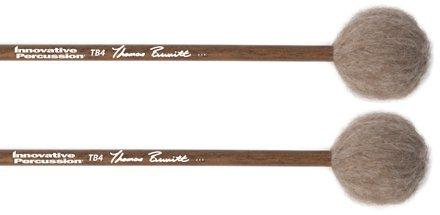 Medium Hard Marimba Mallets - Mocha Yarn - Ramin (海外取寄せ品)